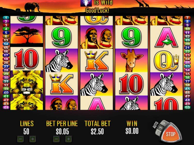 south casino Slot